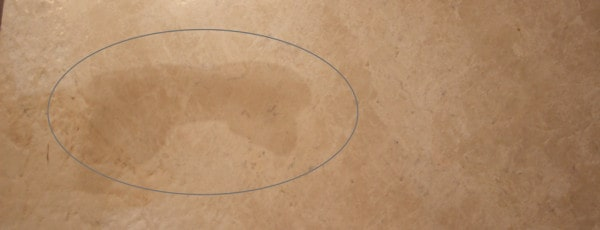 Marble Stain and Etching - Identification and Removal